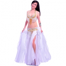 ROYAL SMEELA/皇家西米拉 肚皮舞演出服套装(文胸腰封+裙子)268 系列 -7268(WY7268+6001)