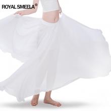 ROYAL SMEELA/皇家西米拉 肚皮舞 720度雪纺大摆裙6020