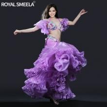 ROYAL SMEELA/皇家西米拉 肚皮舞演出服套装 Gstone系列 -8139(WY8139+6047)