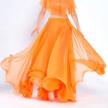 ROYAL SMEELA/皇家西米拉 肚皮舞单侧大开多片裙-6804