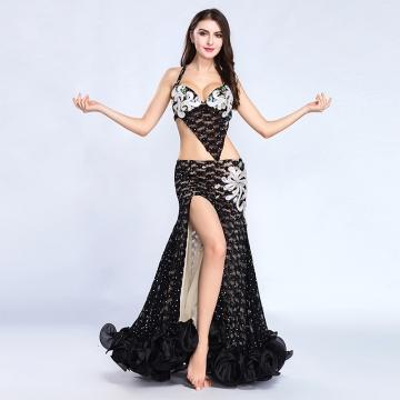 ROYAL SMEELA/皇家西米拉 肚皮舞演出服套装 LaceStone 系列 -8802