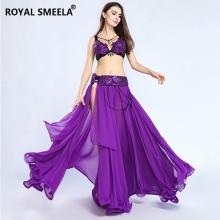 ROYAL SMEELA/皇家西米拉 肚皮舞演出服套装 Floy 系列 -8803(WY8803+6804)