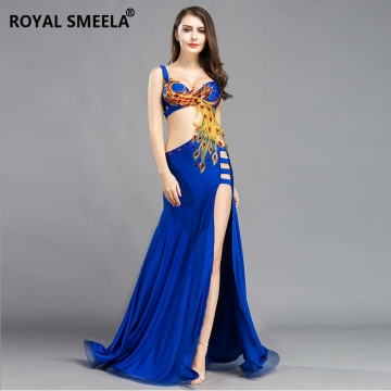 ROYAL SMEELA/皇家西米拉 凤凰长裙套装-Phoenix系列 -8816
