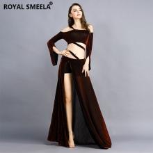 ROYAL SMEELA/皇家西米拉 长袖闪光练习服-8821