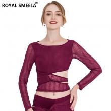 ROYAL SMEELA/皇家西米拉 练习服上衣-120192